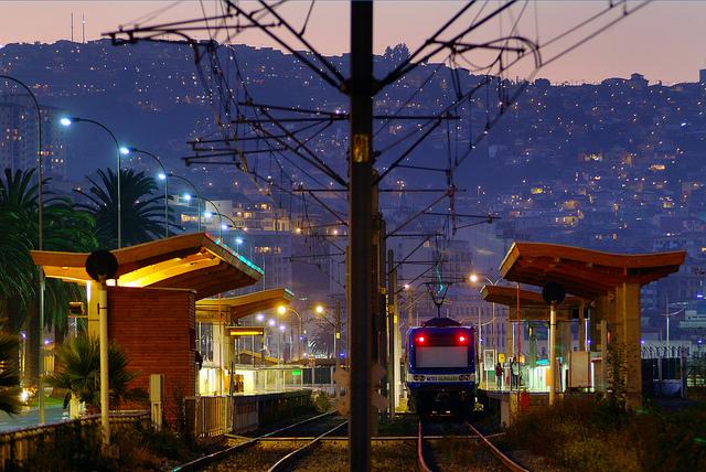 Fotografía: Metro Valparaíso en Flickr.com