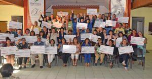 Diversas organizaciones sociales de la comuna de Quintero fueron beneficiadas con 53 millones de pesos otorgados por ENAP Refinerías Aconcagua
