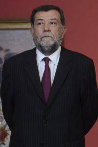 Subsecretario del Interior Mahmud Aleuy. / Fotografía bajo licencia de Wikimedia Commons.