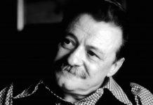 Escritor Uruguayo, Mario Benedetti, 1981. Por: Elisa Cabot. Licencia Creative Commons. Fuente: flickr.com/photos/76540627@N03/7486412110