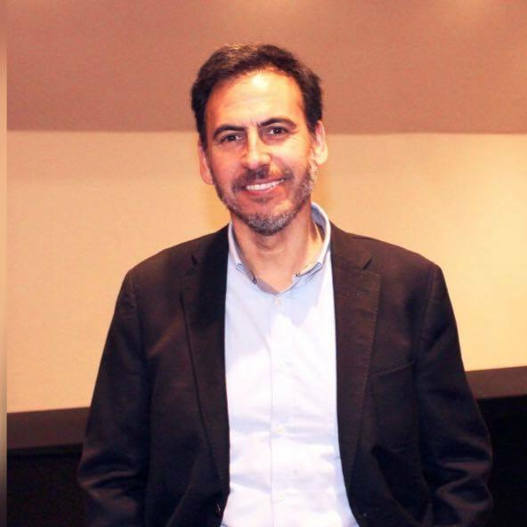 """Patricio Cerda Adaro, director de la ONG """"Viña Ciudad Nuestra""""."""