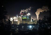 La ONG alertó respecto de lo poco ambicioso del plan de descarbonización anunciado por el gobierno y que, en la práctica, tendrá a Chile, al momento que se inaugure la próxima COP25 en Santiago, con los mayores niveles de uso de carbón en la historia del país. - Imagen de Greenpeace.org/chile